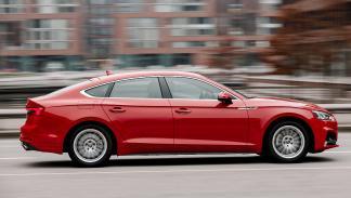 Cara a cara: Audi A5 Sportback vs Skoda Superb