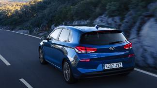 Hyundai i30 2017 trasera