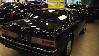 Cadillac  Allante de 1993
