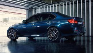 BMW M3 2017 trasera