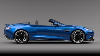 Aston Martin Vanquish S Volante