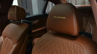 Alpina B7 Individual asientos delanteros