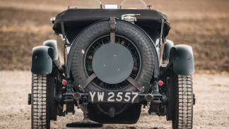 bentley lemans racer 1928 rueda