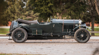 bentley lemans racer 1928 subasta