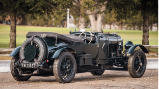bentley lemans racer 1928 marzo