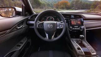 Honda Civic 2017 compacto japon