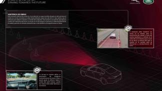 jaguar land rover flota semiautonoma reino unido tecnologia