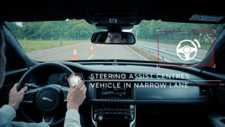 jaguar land rover flota semiautonoma reino unido over the horizon
