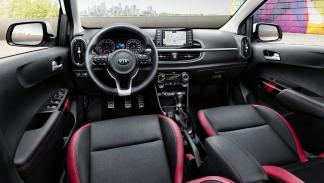 Nuevo Kia Picanto 2017 interior