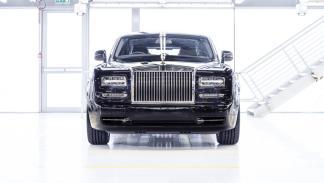 último Rolls-Royce Phantom VII fabricado morro