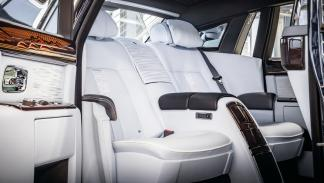 último Rolls-Royce Phantom VII fabricado plazas traseras