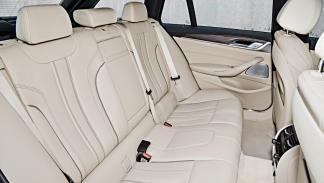 BMW Serie 5 Touring 2017 plazas traseras