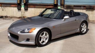 venta Honda S2000 delantera