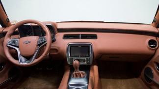 Chevrolet Camaro restaurado