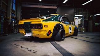 Mazda RX-3 Liberty Walk
