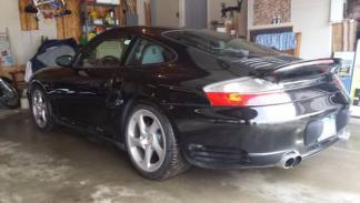 Porsche 911 Turbo con 950.000 km
