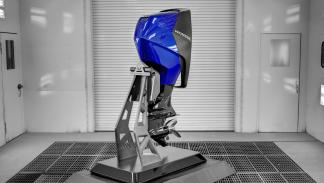 El motor fuera borda inspirado en el Honda NSX