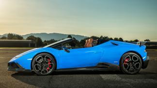 Lamborghini Huracán Spyder O.CT TUNING perfil