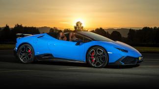 Lamborghini Huracán Spyder O.CT TUNING lateral
