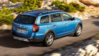 Dacia Logan MCV Stepway zaga