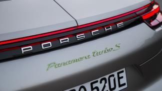 Porsche Panamera Turbo S E-Hybrid 2017 logo
