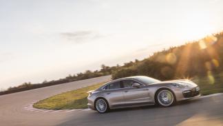 Galería: fotos del Porsche Panamera Turbo S E-Hybrid