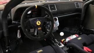 Ferrari 348 LM 1992 interior
