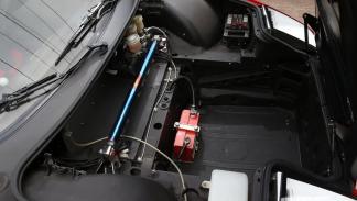 Ferrari 348 LM 1992 interior 2