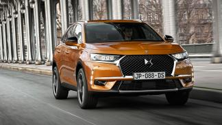 DS7 Crossback movimiento