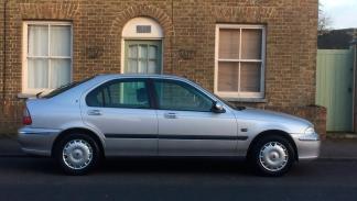 Rover 45 venta 3,7 euros