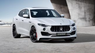 Maserati Levante Startech delantera