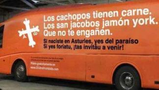 Memes autobús Hazte Oír