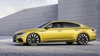 Volkswagen Arteon R-Line lateral