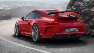 Porsche 911 GT3 2017 trasera