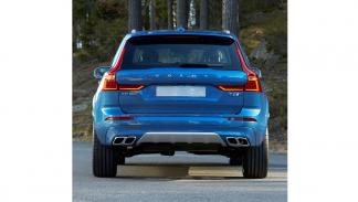 Volvo XC60 2017 culo