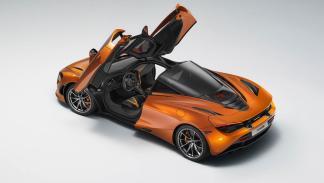 McLaren 720S zaga