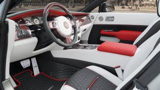 Rolls-Royce Dawn Mansory interior