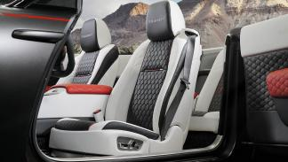 Rolls-Royce Dawn Mansory asientos