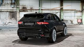 Jaguar F-Pace by Hamann