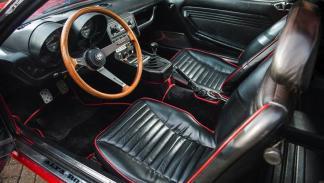 Alfa Romeo Montreal 1972 interior