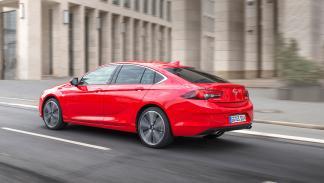 Prueba Opel Insignia Grand Sport trasera