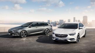 Opel Insignia Grand Sport y Sports Tourer.