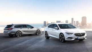 Opel Insignia Grand Sport y Sports Tourer 2.