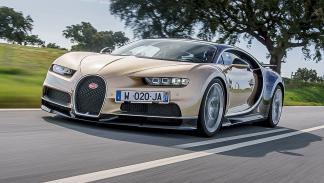 Probamos el Bugatti Chiron