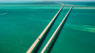 Overseas Highway o autopista de ultramar (Florida)