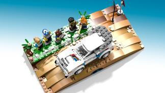 Peugeot 205 T16 Evo 2 Rally Car de LEGO Ideas