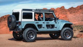 Concept Easter Jeep Safari