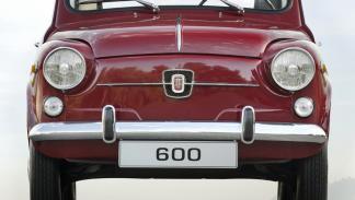 La historia del Seat 600 - Nació en 1957