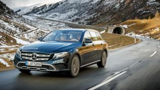 El Mercedes Clase E All-Terrain