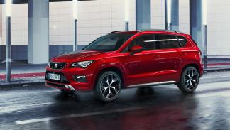 Seat Ateca FR 2017 lateral